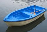 2人手划船