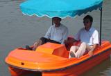 2人脚踏船A