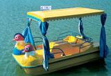 鸳鸯脚踏船