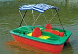 4人脚踏船C