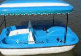 4人脚踏船D