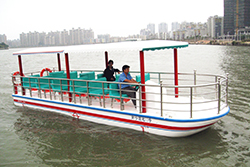 920游览观光船