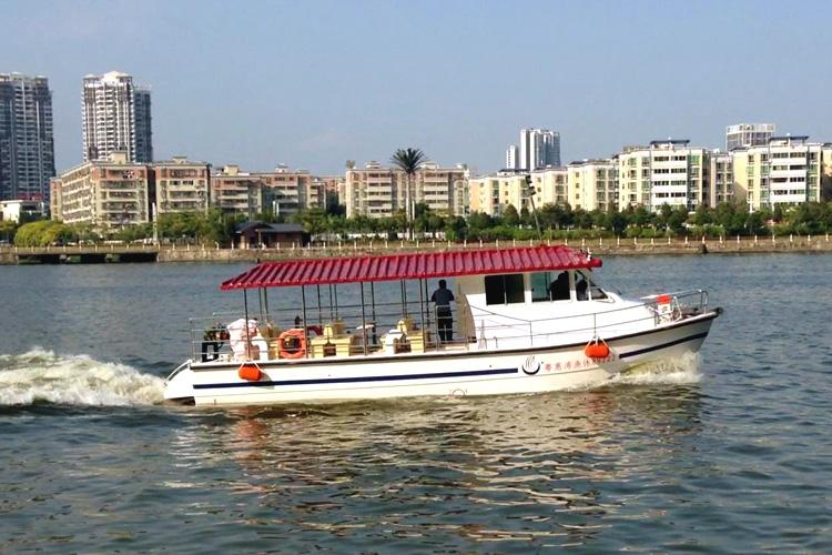 1280渔业观光船