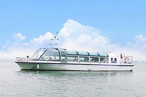 1650游览观光船