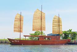 2000古帆船
