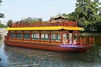 1600双层画舫船