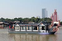 1380岭南豪华画舫船
